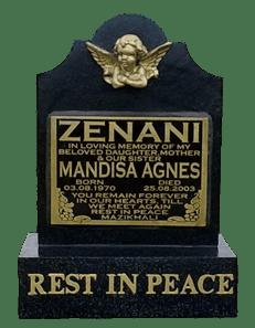 Headstones Eastern Cape